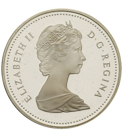 Kanada dolar 1984