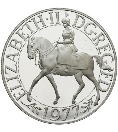 Great Britain 25 New Pence 1977 - Proof