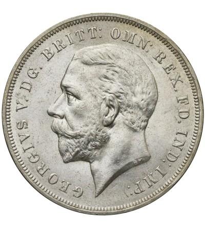 Wielka Brytania 1 korona 1935