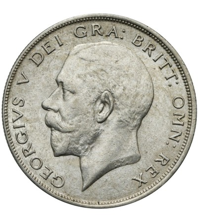 Great Britain 1/2 Crown 1922