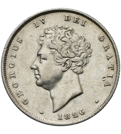 Great Britain Shilling 1826