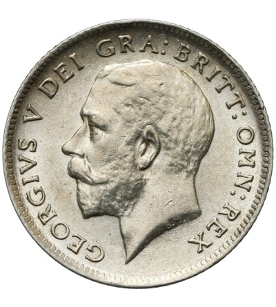 Great Britain 6 Pence 1918