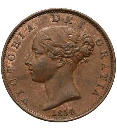 Great Britain 1/2 Penny 1854