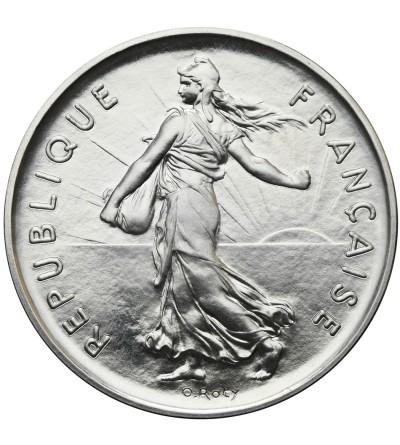 Francja 5 franków 1975 - Piefort