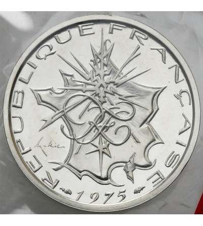 France 10 Francs 1975 - Piefort