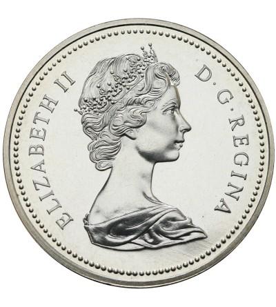 Kanada dolar 1972, indiańskie kanoe