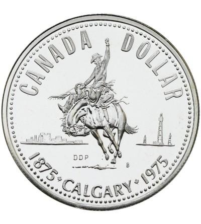 Kanada dolar 1975, 100 lat Calgary