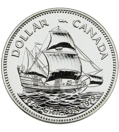 Kanada dolar 1979, Żaglowiec Gryf