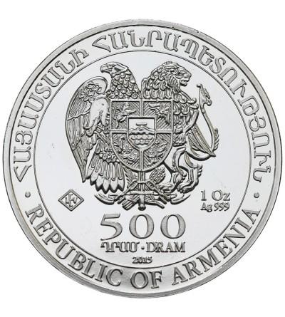 Armenia 500 dram 2015, Arka Noego