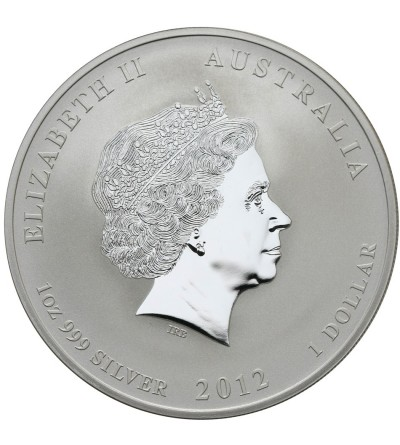 Australia 1 dolar 2012, Rok Smoka
