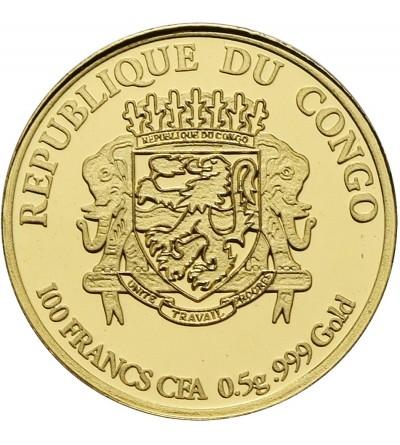 Kongo 1500 franków 2015, Jasna Góra