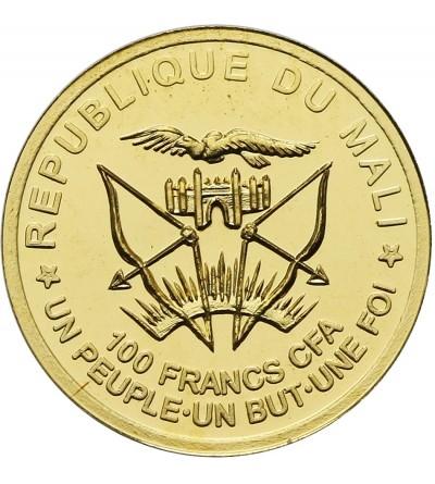 Mali 100 Francs 2015, Acropolis of Athens