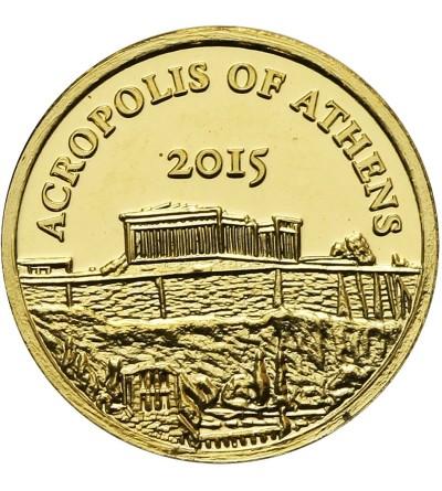 Mali 100 franków 2015, Akropol
