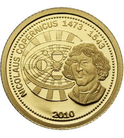 Samoa 1 tala 2010, Mikołaj Kopernik