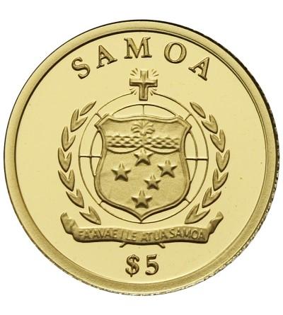 Samoa 5 tala 2014, Bolesław Chrobry