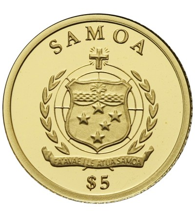 Samoa 5 Tala 2014, Boleslaw Chrobry