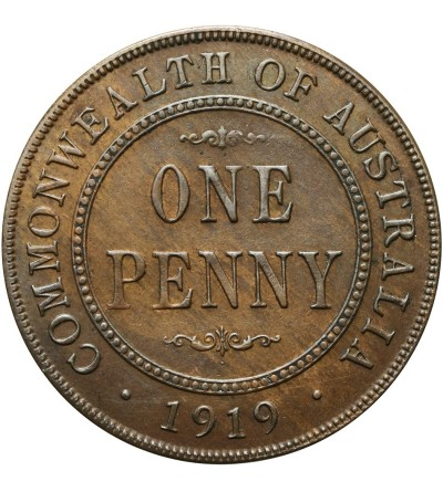 Australia 1 penny 1919