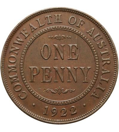 Australia 1 penny 1922