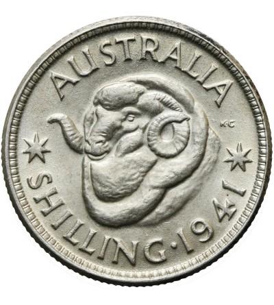 Australia 1 szyling 1941