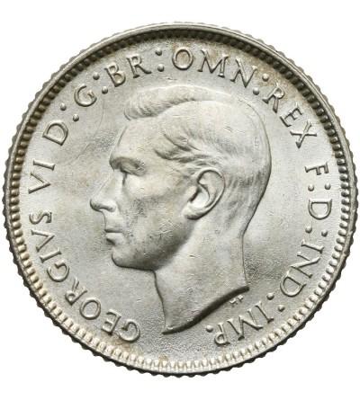 Australia 6 Pence 1942 D