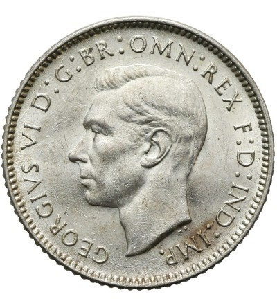 Australia 6 Pence 1943 D