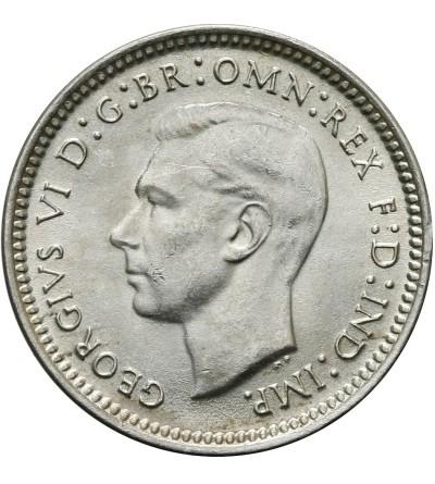 Australia 3 Pence 1942 D