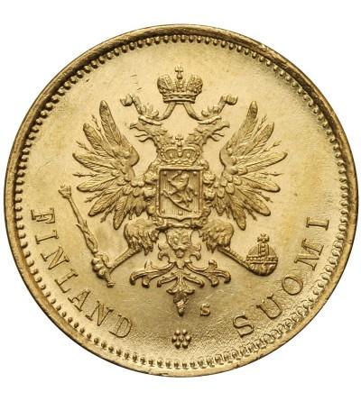 Finland 20 markaa 1913