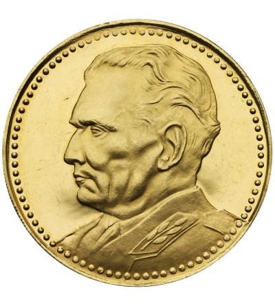 Jugosławia złoty medal 1937-1977, Josip Broz Tito