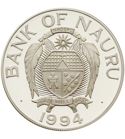 Nauru 10 dolarów 1994 - John Fearn 1798