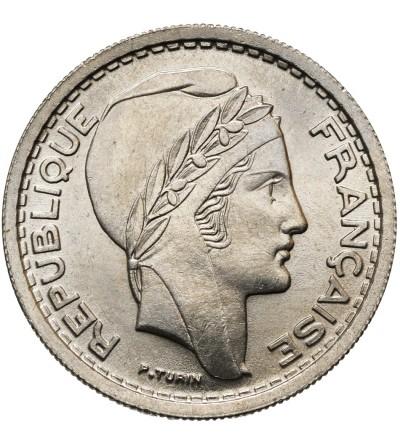 Algieria 20 franków 1956