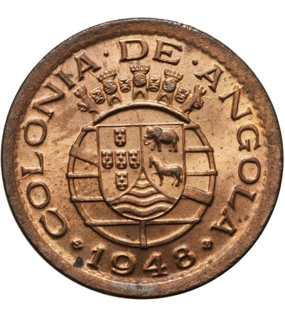 Angola 10 centavos 1948