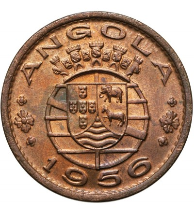 Angola Escudo 1956