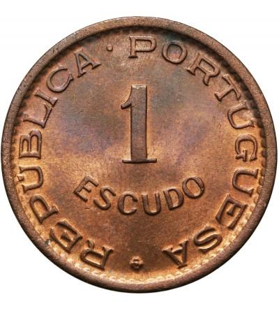 Angola 1 escudo 1956