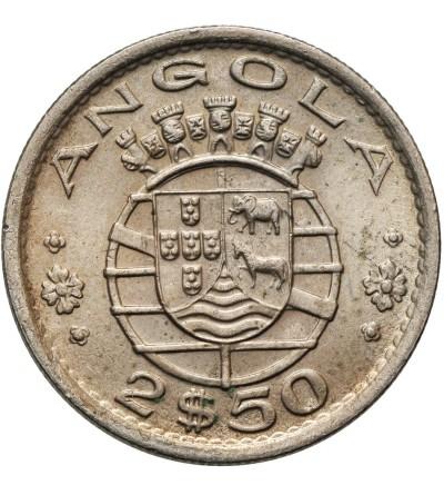 Angola 2 1/2 escudos 1974