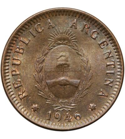 Argentyna 2 centavos 1946