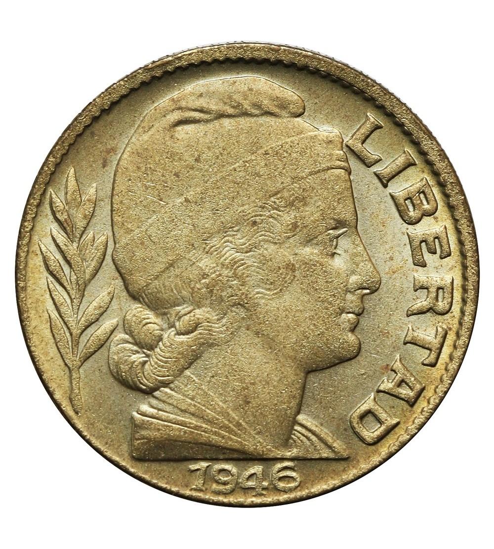 Argentyna 20 centavos 1946