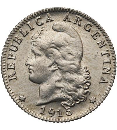 Argentyna 20 centavos 1915