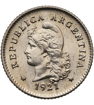 Argentyna 10 centavos 1921