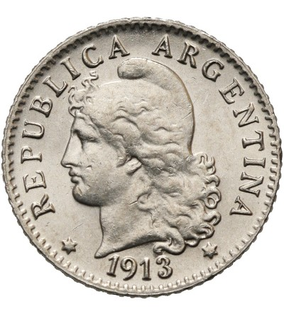 Argentyna 5 centavos 1913