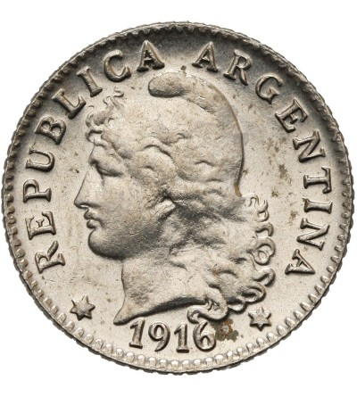 Argentyna 5 centavos 1916