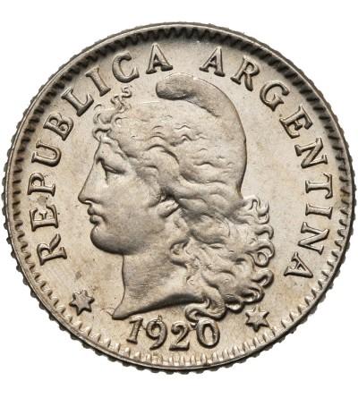 Argentyna 5 centavos 1920