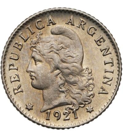 Argentyna 5 centavos 1921