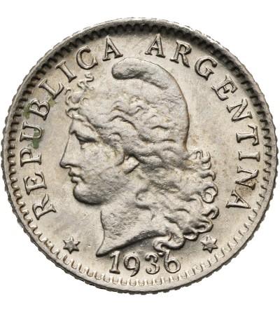 Argentyna 5 centavos 1936