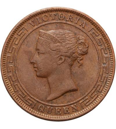 Cejlon 5 centów 1870