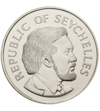 Seszele 25 rupii 1977