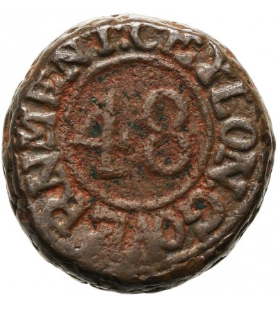 Cejlon 1/48 Rixdollar 1813
