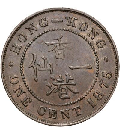 Hong Kong 1 cent 1875