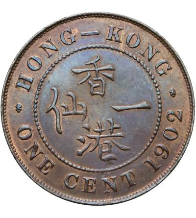 Hong Kong 1 cent 1902