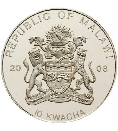 Malawi 10 kwacha 2003