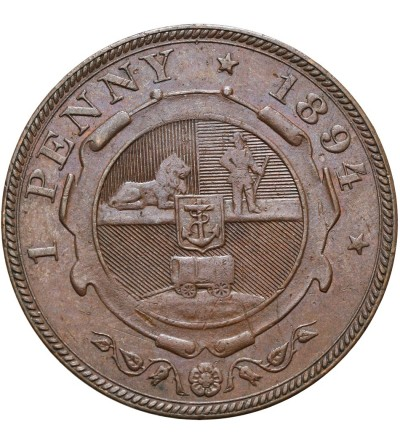 RPA 1 penny 1894